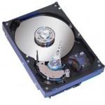Išardytas HDD